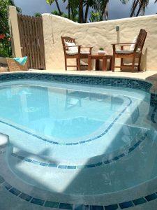 Villa Teak Pool