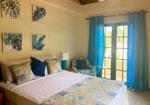 Villa Teak Bedroom